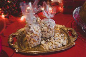 toasted hazelnut meringues